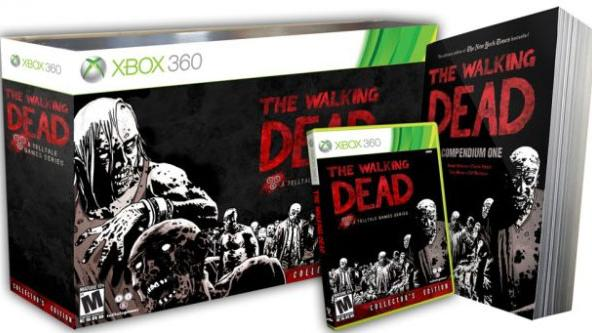 The Walking Dead: The Game - Collector's Edition