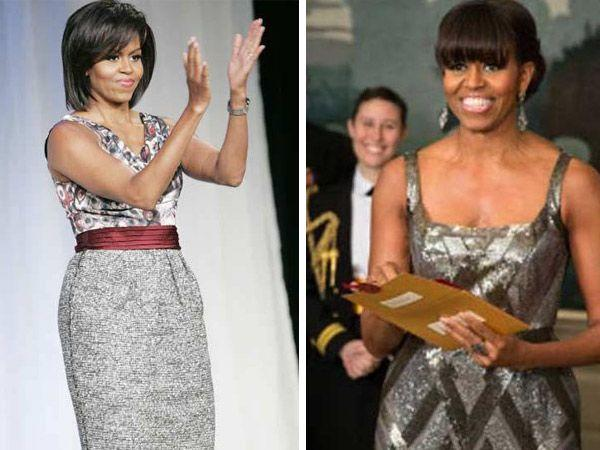 Michelle Obama: She is said to have a very tasteful dressing sense that attracts more attention than her work. Critics judge her for making red carpet appearances and gracing fashion magazine covers w