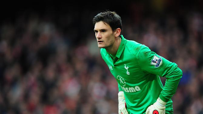 Spurs keeper Hugo Lloris made a string of fine saves to deny Lazio