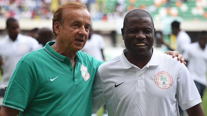 No NPFL stars for Algeria game, says Salisu Yusuf