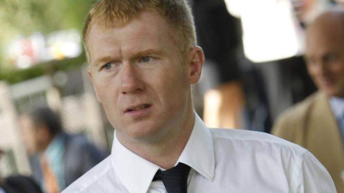 Premier League - Scholes 'scared' about United's future