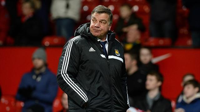 FA Cup - Allardyce: FA Cup not our priority