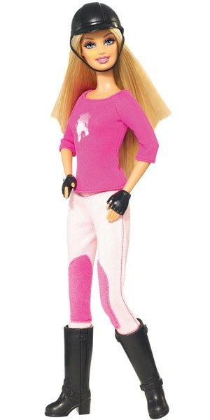 Jockey Barbie (2009)