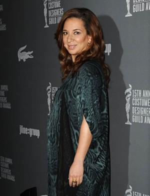 Maya Rudolph attends the 15th annual Costume Designers Guild Awards at The Beverly Hilton Hotel on February 19, 2013 in Beverly Hills -- Getty Premium