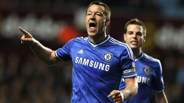 Premier League - John Terry signs new Chelsea deal