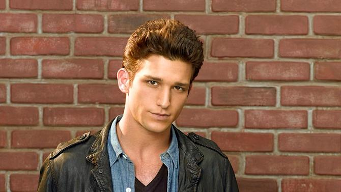 """Daren Kagasoff stars as Ricky Underwood on """"The Secret Life Of The American Teenager."""""""