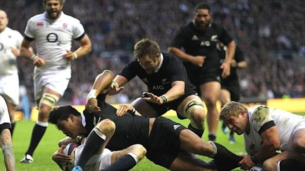 All Blacks captain Richie McCaw admits he is hitting top form, just as New Zealand's season draws to a close in Dublin on Sunday.