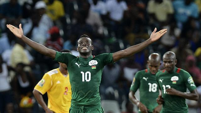 African Football - Traore to miss Burkina Faso's World Cup play-off