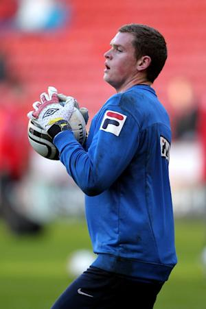 Liam Mitchell will spend the next month on loan at Mansfield