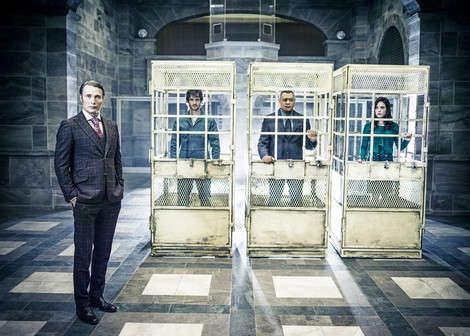 Hannibal: Show executive reveals that Hannbal could easily run for seven seasons.