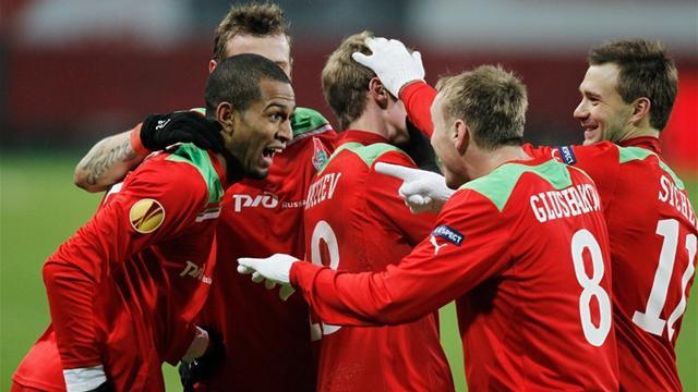 European Football - Lokomotiv go top in Russia after more than seven years