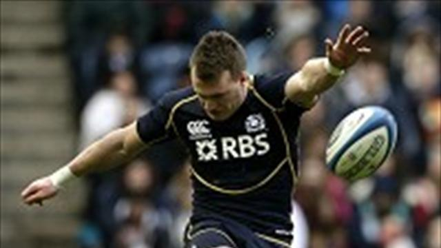 Rugby - Hogg happy to wait