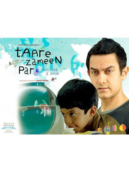 Image courtesy : iDiva.comTaare Zameen Par: Ishaan an eight-year-old who excels in art but has a terrible academic performance is troubled by his parents' constant complains. Ishaan's teacher diagnose