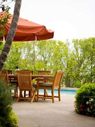 Get your outdoor space ready for warmer weather.