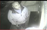 This image released by Irvine Police Department on February 8, 2013 shows suspect Christopher Dorner. Los Angeles police said they would reopen a probe that led to the dismissal of a the fugitive ex-policeman, who is being sought in the killings of three people for what he believed was his unfair firing.