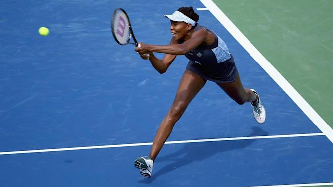 US Open - Errani v Venus Williams: LIVE