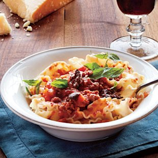Slow-Simmered-Meat Sauce