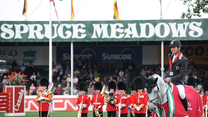Spruce Meadows - British Day