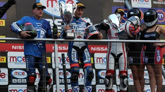 Superbikes - British Superbike chiefs change podium credit system