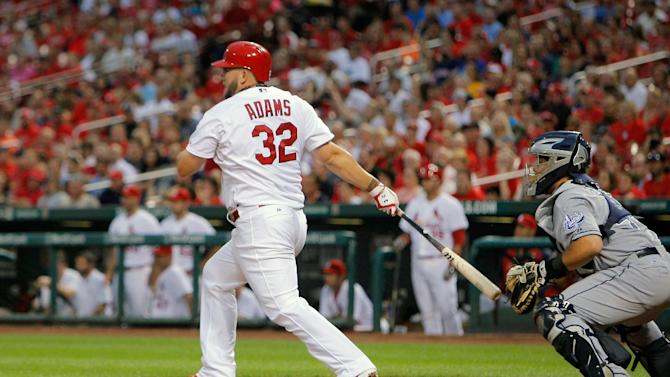 Lynn, Cardinals beat Padres for 3rd straight win