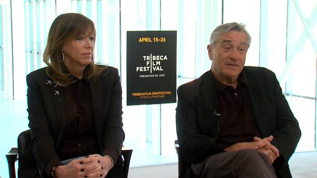 """Goodfellas,"" ""Holy Grail"" celebrated at Tribeca Film Festival"