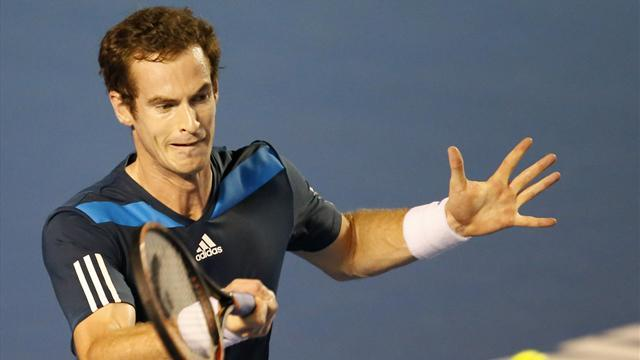 Tennis - Murray moves into Acapulco quarter-finals