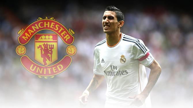 Premier League - Di Maria in Manchester, £59.7m deal to be concluded by Tuesday