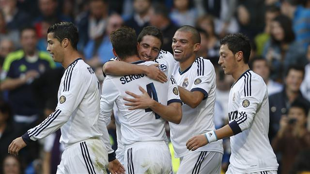 Spanish Liga: Real Madrid make light work of Celta Vigo