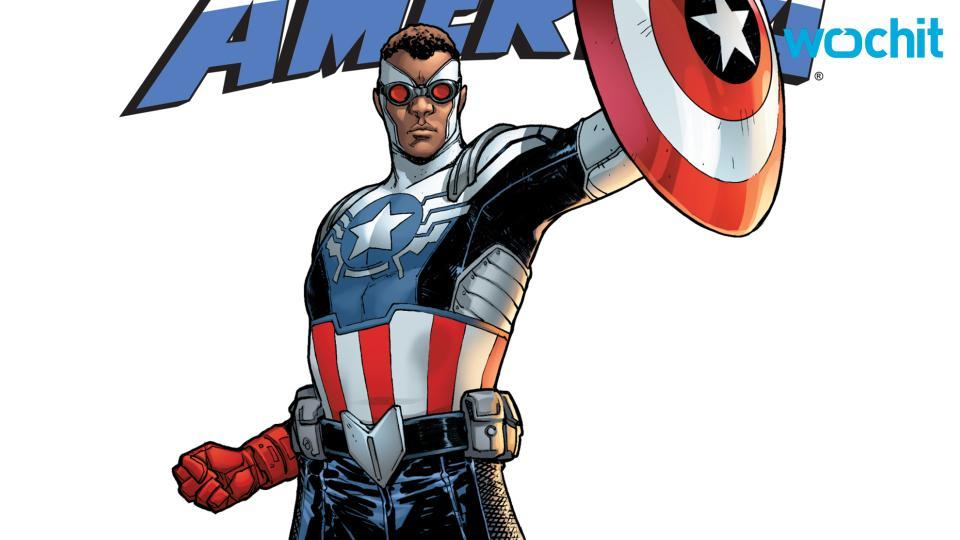 Marvel Takes Captain America: White Off Ice With September 2015 Release