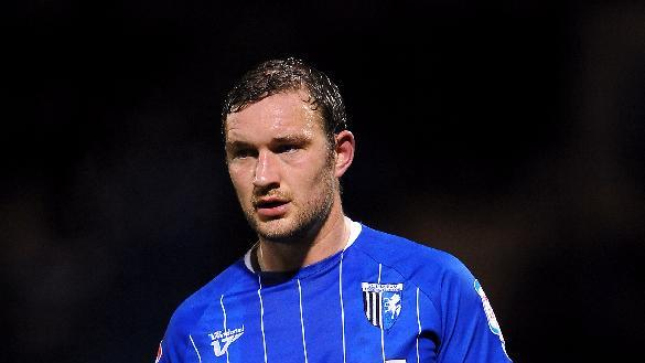 Danny Kedwell scored a brace as Gillingham defeated Bristol Rovers