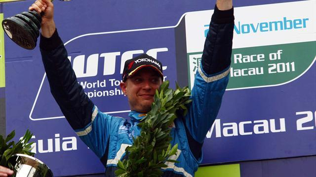 WTCC - Huff: The final countdown