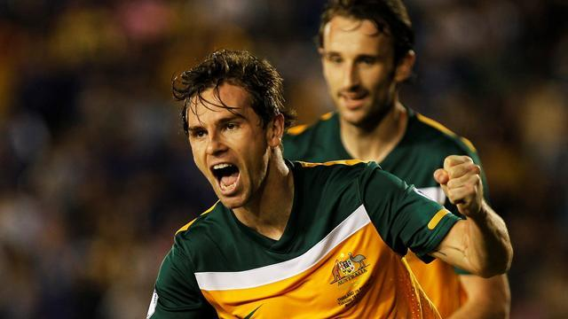 World Cup - Holman looks for Socceroos boost to end Villa freeze out