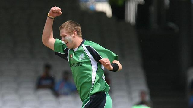 Cricket - Rankin handed England debut