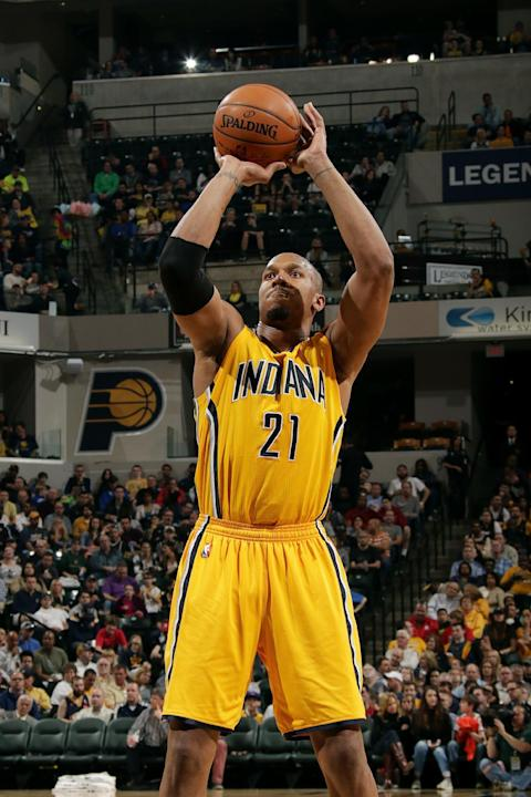AP Source: David West takes minimum to join Spurs