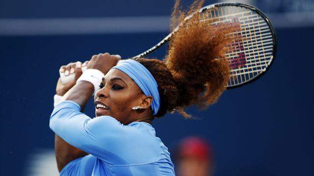 Tennis - Williams hungry heading towards US Open