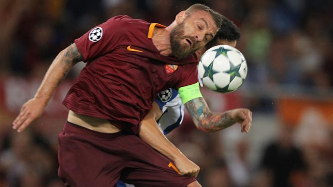 RUMORS: De Rossi rejects Juventus approach