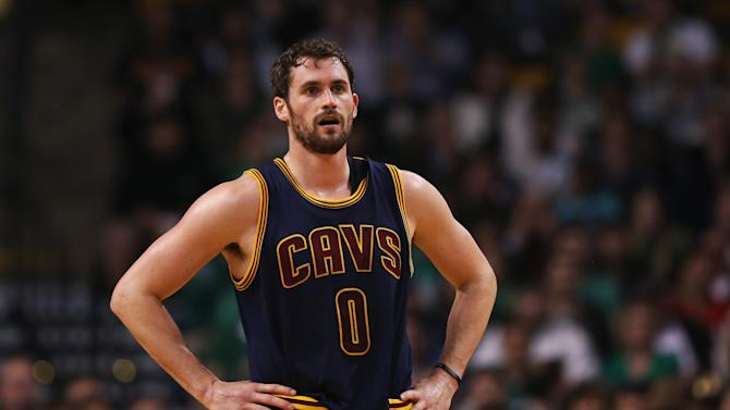 Kevin Love pens piece saying he's staying in Cleveland
