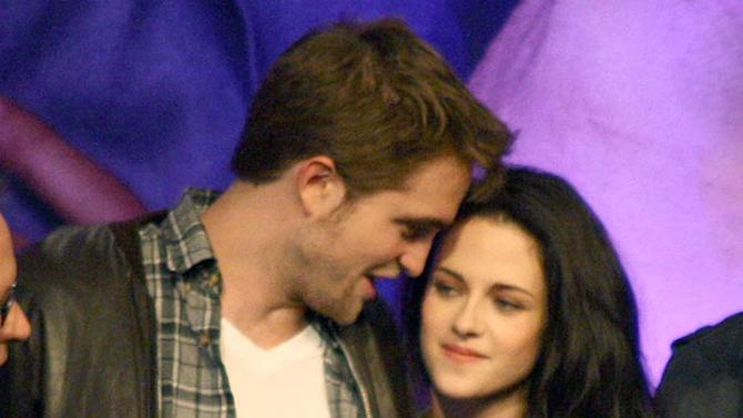 Pattinson Stewart Twilight Convention