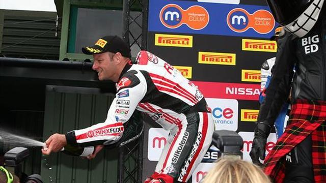 Superbikes - Knockhill BSB: Consistency the key for winning Byrne