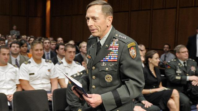 Petraeus Grilled Over Susan Rice