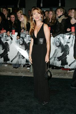 Jane Seymour at the LA premiere of 20th Century Fox's Walk the Line