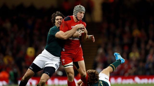 Rugby - Injured Wales centre Davies could miss Six Nations
