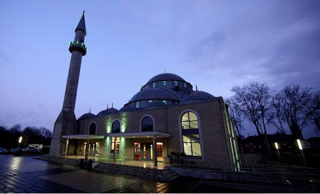 DITIB-Merkez Mosque in Duisburg, Germany