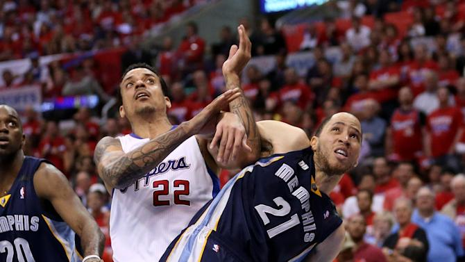 Memphis Grizzlies v Los Angeles Clippers - Game Five