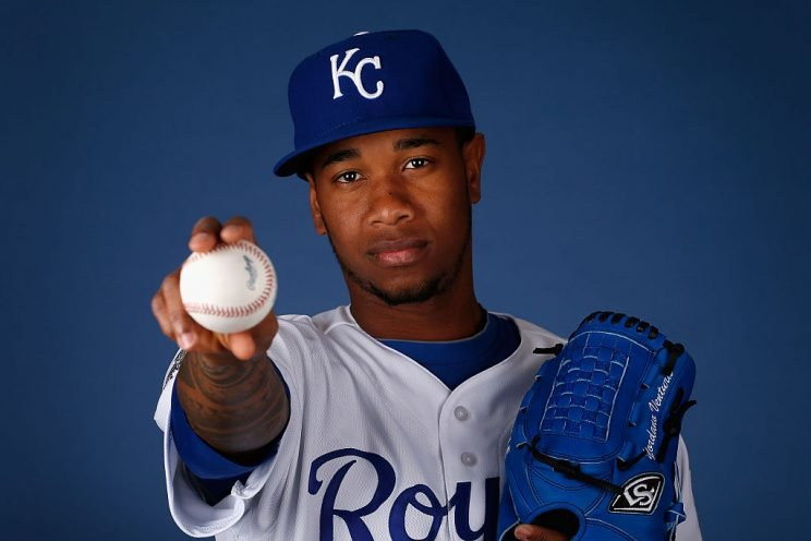 Royals pitcher Yordano Ventura killed in vehicle crash in Dominican Republic