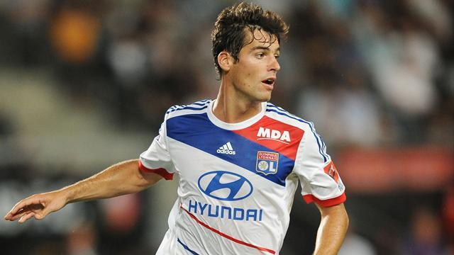 Football - Lyon's Gourcuff out until end of the year
