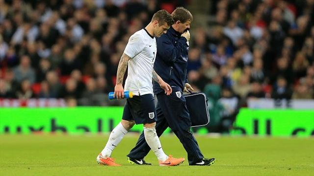 World Cup - Wenger: Injured Wilshere will be ready for Brazil