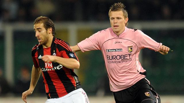 Serie A - Agent: Ilicic staying at Palermo