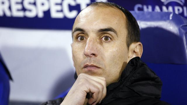 Champions League - Jurcic replaces Cacic at Dinamo