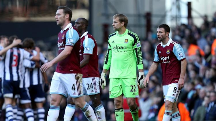 West Brom hold West Ham in six-goal thriller